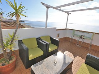 VDE-067 Frontline beach penthouse in Mar Menor