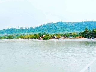 De Pauh Private Chalet & Island