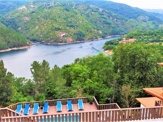 Gerês Palace with amazing lake view