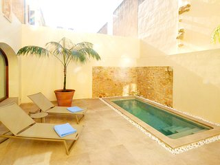 P29MLL/ Great Accommodation recently restored with pool, for 8 People.