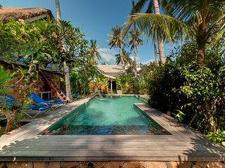 Exclusive Villas Complex, 4 BR, Candidasa w/ staff