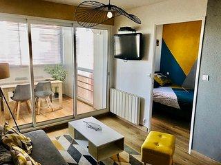 Superbe appartement proche de la plage