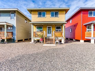 NEW LISTING! Dog-friendly, oceanfront escape w/ beach access, deck, full kitchen