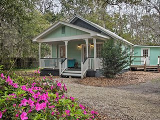 Savannah Cottage - 5 Mi to Wormsloe Historic Site!