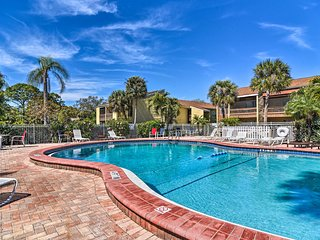 NEW! Sarasota Condo w/Pool: 3 Miles to Siesta Key!