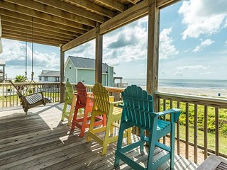 Osprey Watch - Beachfront Beauty w/ Multi-Level Water Views!