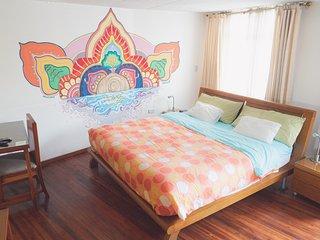 Suite en bed and breakfast