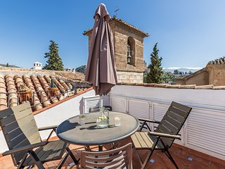 Charming & historic San Jose Apt 2A in Albaicin