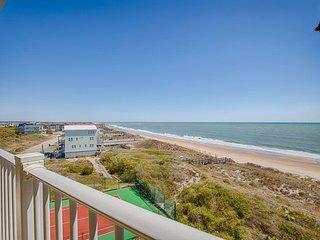 St. Regis 3409 Oceanfront! | Indoor Pool, Outdoor Pool, Hot Tub, Tennis Courts,