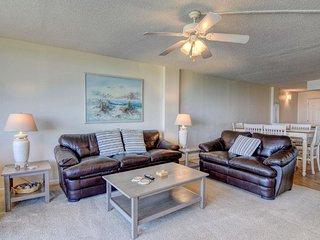St. Regis 2108 Oceanfront! | Indoor Pool, Outdoor Pool, Hot Tub, Tennis Courts,