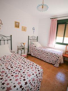 Dormitorio 3, 2 camas