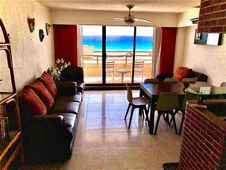 Villa perfecta para Families o Grupos.Complejo Frente al Mar en la Zona Hotelera