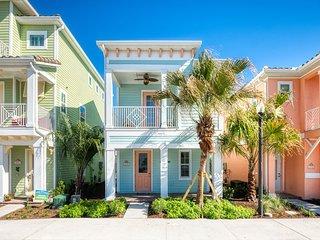 Cottage near Disney at the New Margaritaville Resort Orlando