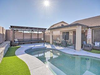 Sunny Home w/Pool, Walk <1 Mi to Goodyear Ballpark