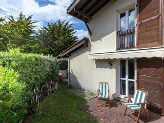 ATLANTIQUE 807 -  villa patio dans residence avec piscine collective