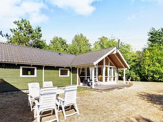 Beautiful Holiday Home in Vig with Sauna