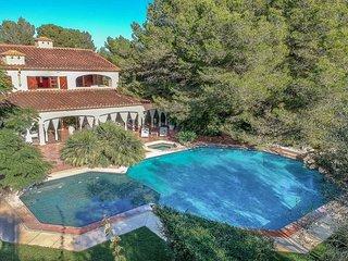 Villa Son Menusset, piscina privada, wifi, barbacoa,  aire acondicionado, sabor