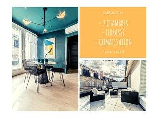LABRUNIE #6 - Espace chic et nature - 2 chambres