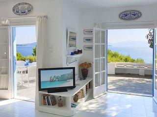 Kanapitsa Villa Sleeps 10 with Air Con and WiFi - 5827189