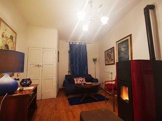 Raffinato appartamento, privacy totale nel cuore di Caprarola