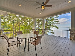 Waterfront Lake Norman Home w/ Deck & Dock!