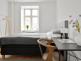 3-Bedroom Apartment in the cozy area of Copenhagen Østerbro