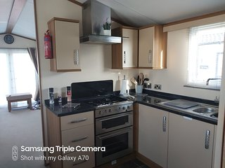 Seaside Charming Mobile Home - Holiday Park