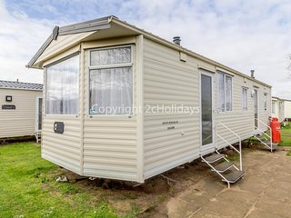 8 berth caravan for hire at Sunnydale park Lincolnshire Skegness ref 35001SD