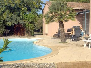 Secluded villa near Cite, Carcassonne, France