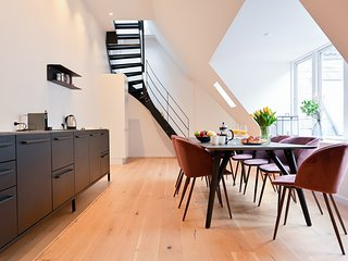 Modern apartment in the heart of Copenhagen