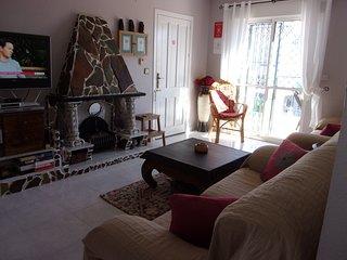 2- bedroom apartment with roof solarium