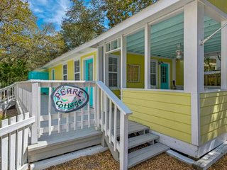 10% New Listing Discount- Adorable Historic Cottage in Grayton Beach-Short walk