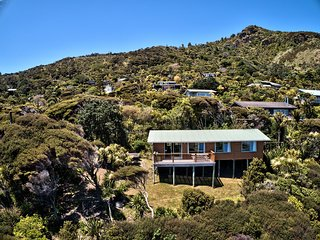 Vista do Mar - Piha Holiday Home, Abel Tasman National Park