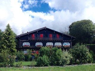 Alpes - Valais - Au Chalet les Roses