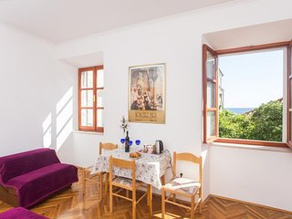Rooms Lovrijenac -Twin or Double Room with Sea View (3)