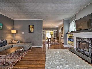 NEW! Modern Hertel Avenue Home, 2 Mi to UB Campus!