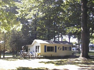Ludington Vacation Home Sleeps 4