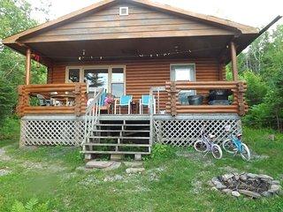 Eberhard's Log Cottage 2