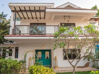 Luxury 4 Bedroom Villa in North Goa