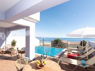 Corfu Sea View Villa Leo