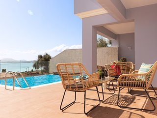 Corfu Ocean View Villa Damian