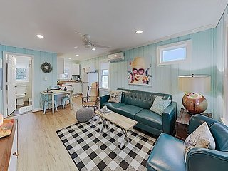 Walkable Downtown Locale | Family & Pet-Friendly with Porch Sunsets