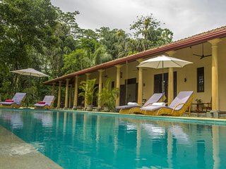 5 Bedroom Luxury Villa with Pool and Paddy View