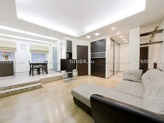 Two-roomed hth24  Apartment on Pushkinskaya 8 hth24 apartments