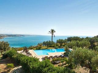 Localita San Giorgio Villa Sleeps 8 with Pool Air Con and WiFi - 5834039