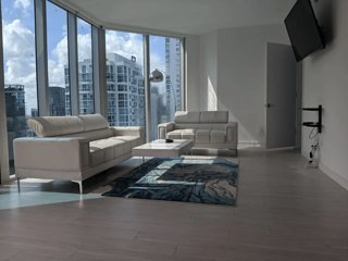 Sky line Panoramic Views, Luxury Downtown Miami 3M