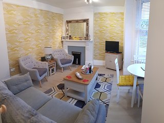 Silverwood Apartment - Ground floor 4* Gold rated in Whitby town centre