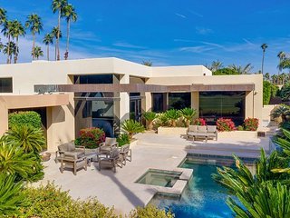 Villa Monte of Indian Wells: Zen Getaway w/ Pool, Spa & Fairway Vistas