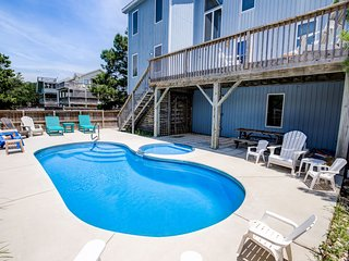 Recovery Room | 2754 ft from the Beach | Dog Friendly, Private Pool, Hot Tub | C