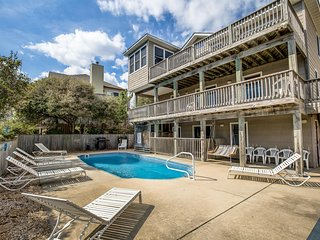 It's A Shore Thing | 220 ft from the beach | Private Pool, Hot Tub | Corolla